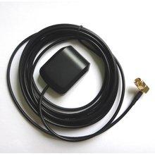 Универсальная GPS антенна с угловым SMA коннектором - Краткое описание