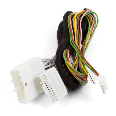 Cable para conectar la interfaz de video en Infiniti y Nissan