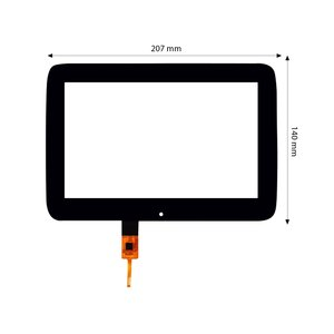 "8"" Capacitive Touch Screen for Mercedes Benz GLE, GLS"