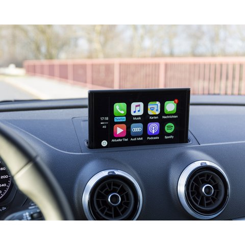 Apple CarPlay Adapter for Audi A6 and A7 of 2016 2018 MY