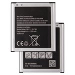 Battery EB-BG388BBE compatible with Samsung G388F Galaxy Xcover 3, (Li-ion, 3.85 V, 2200 mAh)