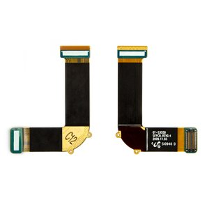 Flat Cable for Samsung S3550 Cell Phone, (for mainboard, with components)