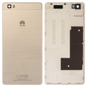 timeless design d436d 0bacb Housing Back Cover Huawei P8 Lite (ALE L21), (golden)