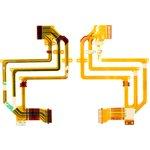 Cable flex puede usarse con Sony DCR-HC7, DCR-HC9, DCR-SR10, DCR-SR220, HDR-HC5, HDR-SR10E, para pantalla