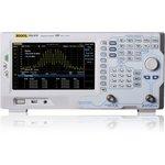 Analizador de espectro RIGOL DSA815-TG