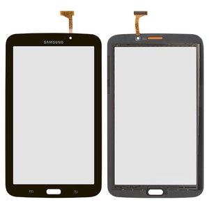 Cristal táctil para tablet PC Samsung P3200 Galaxy Tab3, P3210 Galaxy Tab 3, T210, T2100 Galaxy Tab 3, T2110 Galaxy Tab 3, bronce, (versión Wi-fi)