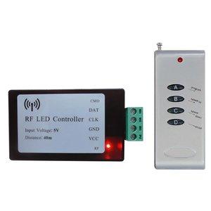 Светодиодный контроллер с РЧ пультом H802NA