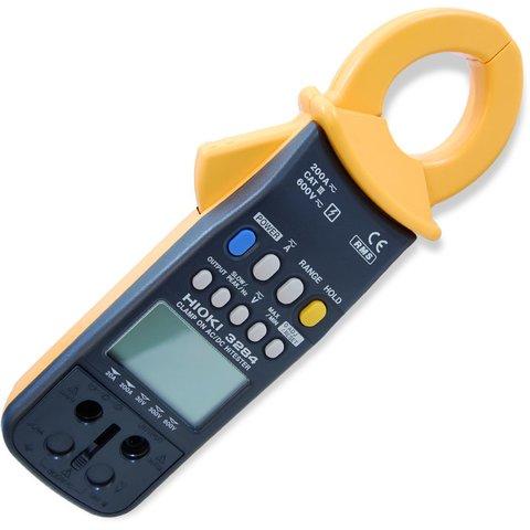 Кліщі мультиметр для вимірювання струму HIOKI HiTESTER 3284
