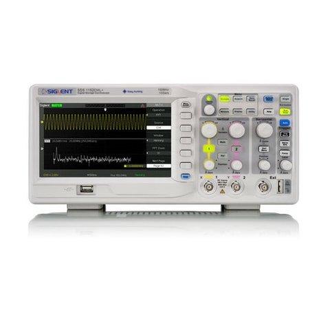 Цифровий осцилограф SIGLENT SDS1052DL+