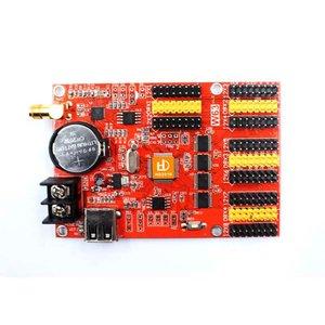 Контроллер LED-дисплея Huidu HD-W63 (1024×128, 2048×32)