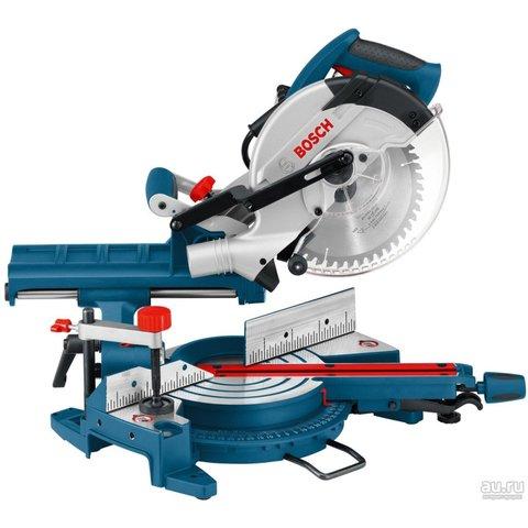 Торцювальна пилка Bosch GCM 800 SJ, 0601B19000