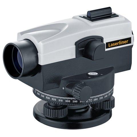 Автоматичний оптичний нівелір Laserliner AL 32 Plus