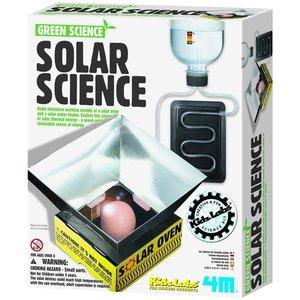 STEAM-конструктор 4M Досліди з сонячною енергією