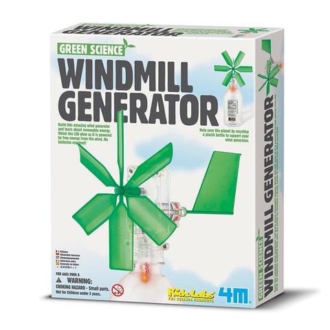 STEAM-конструктор 4M Ветряной генератор