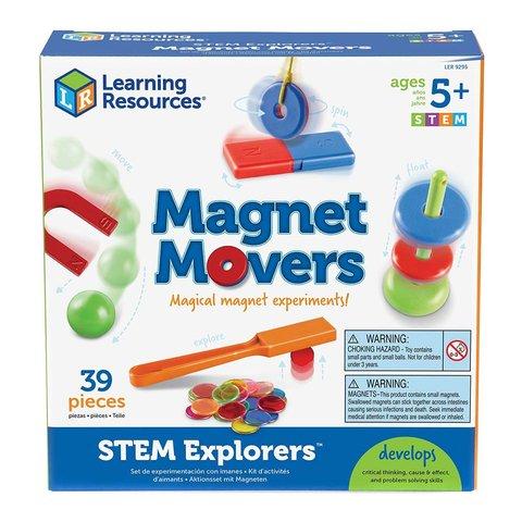 Навчальний ігровий набір Learning Resources Експерименти З Магнітами
