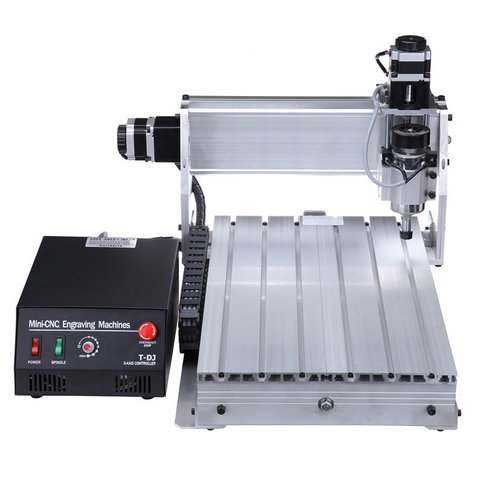 4 axis CNC Router Engraver ChinaCNCzone 4030 800 W
