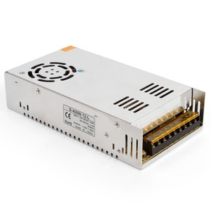 LED Power Supply 12 V, 35 A (400 W), 110-220 V