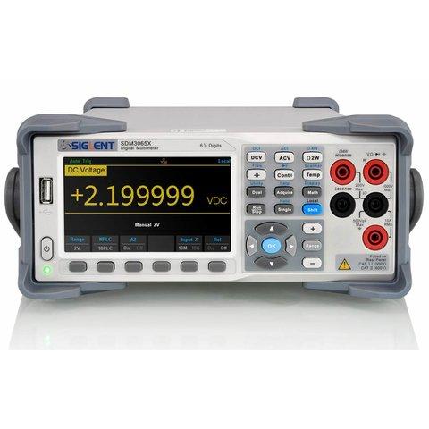 Digital Multimeter SIGLENT SDM3065X SC with Multiplexer