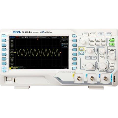 Digital Oscilloscope RIGOL DS1202Z E