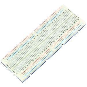 Round Hole Bread Board Pro'sKit BX-4112N (840 Tie Points)